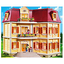 Buy Playmobil Grande Maison Grand Mansion Online at johnlewis.com