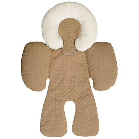 Buy JJ Cole Body Support, Khaki Online at johnlewis.com
