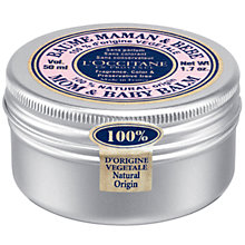 Buy L'Occitane Mom and Baby Balm, 50ml Online at johnlewis.com