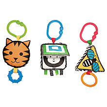 Buy Manhattan Toy Wimmer-Ferguson Clip and Discovery Shapes Online at johnlewis.com
