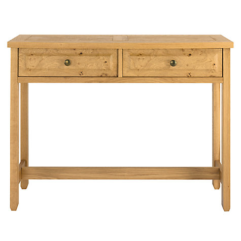 Buy John Lewis Burford Console Table, Small Online at johnlewis.com