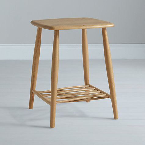 Buy ercol for John Lewis Chiltern Lamp Table, Oak Online at johnlewis.com