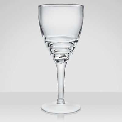 John Lewis Wave Wine Glass