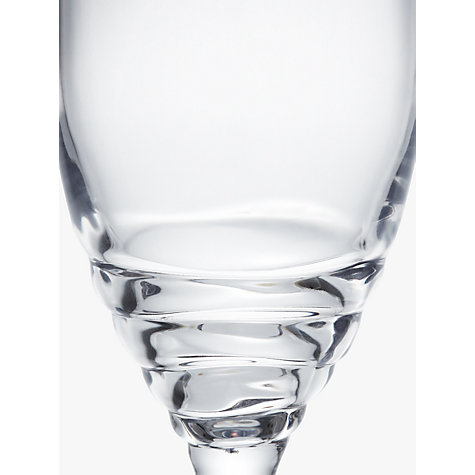 Buy John Lewis Wave Wine Glass Online at johnlewis.com