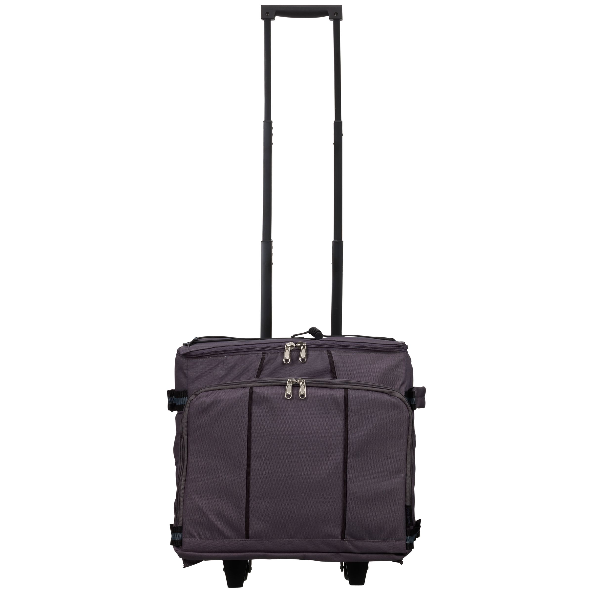 John Lewis Coolbag Trolley with Wheels, 30L, Charcoal