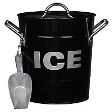 Buy John Lewis Ice Bucket with Scoop Online at johnlewis.com