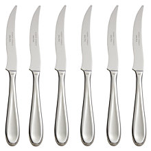 Buy Sophie Conran for Arthur Price Rivelin Steak Knives, 6 Piece Online at johnlewis.com