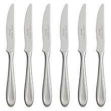 Buy Sophie Conran for Arthur Price Rivelin Butter Knives, Set of 6 Online at johnlewis.com