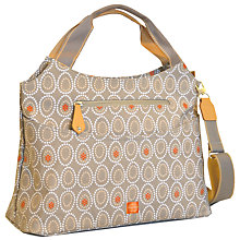 Buy PacaPod Napier Changing Bag, Mocha Melody Online at johnlewis.com