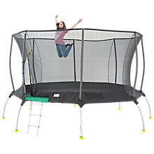Buy TP283P Genius Octagonal2 SurroundSafe Trampoline, 14ft Online at johnlewis.com