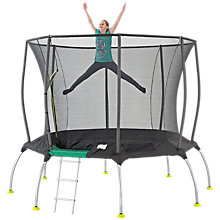 Buy TP280P Genius Octagonal2 SurroundSafe Trampoline, 8ft Online at johnlewis.com