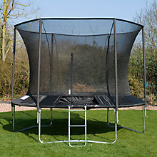 Buy TP250 Genius Round SurroundSafe™ 10ft Trampoline Online at johnlewis.com