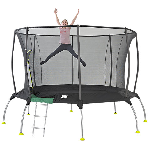Buy TP Toys TP282P Genius Octagonal2 SurroundSafe Trampoline, 12ft Online at johnlewis.com
