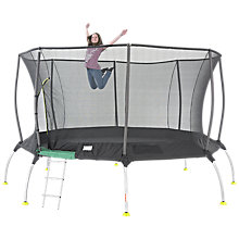 Buy TP229 Genius Octagonal SurroundSafe™ 14ft Trampoline Online at johnlewis.com