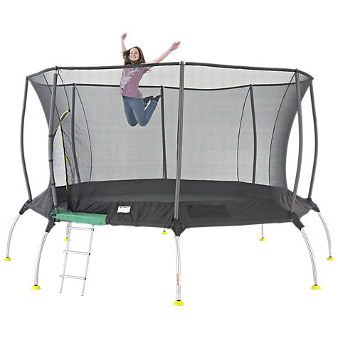 Buy TP Toys TP283P Genius Octagonal2 SurroundSafe Trampoline, 14ft Online at johnlewis.com