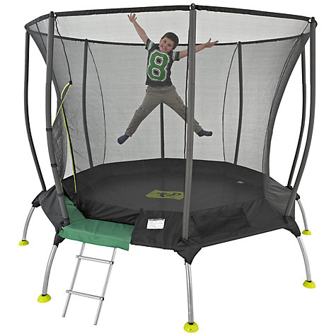 Buy TP226 Genius Octagonal SurroundSafe™ 8ft Trampoline Online at johnlewis.com