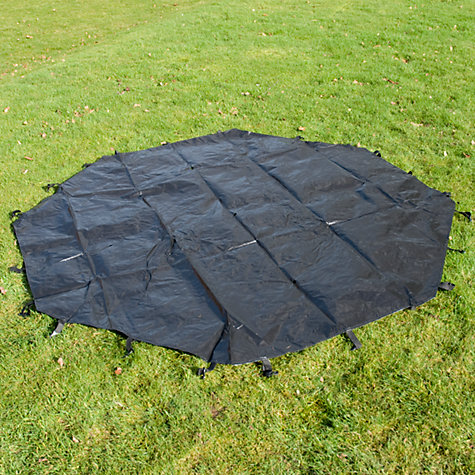 Buy TP Toys TP280P Genius Octagonal2 SurroundSafe Trampoline, 8ft Online at johnlewis.com