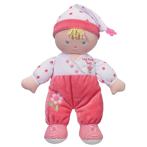Buy Rainbow Designs My First Doll Hailey Online at johnlewis.com