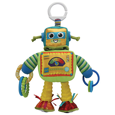 Buy Lamaze Rusty the Robot Online at johnlewis.com