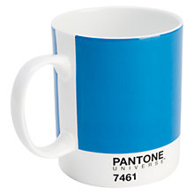 Buy Pantone Mug, Blue Online at johnlewis.com
