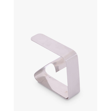 Buy John Lewis Tablecloth Clips, Set of 4 Online at johnlewis.com