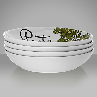 DRH Collection Rosanna Pasta Bowls, Box of 4