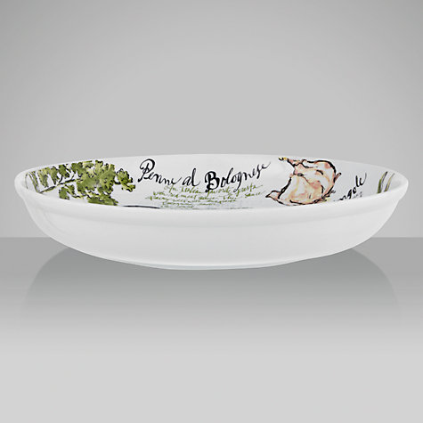 Buy DRH Collection Rosanna Pasta Serving Bowl Online at johnlewis.com