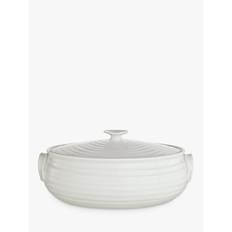 Buy Sophie Conran for Portmerion Handled Casserole Online at johnlewis.com