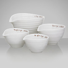 Buy Sophie Conran for Portmerion Measuring Cups Online at johnlewis.com
