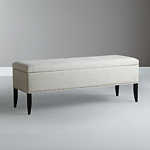 Buy John Lewis Jennifer Ottoman, Double Online at johnlewis.com