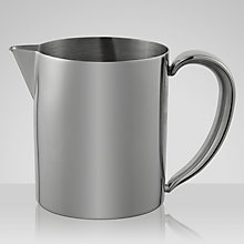 Buy John Lewis Cavendish Milk Jug, 0.3L Online at johnlewis.com