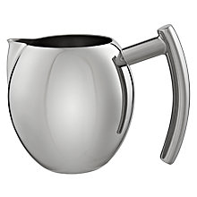 Buy John Lewis Deco Round Milk Jug Online at johnlewis.com