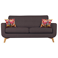 Buy John Lewis Barbican Medium Sofa, Cossette / Light Leg Online at johnlewis.com