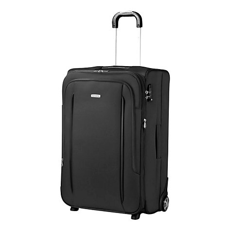 Buy Samsonite X'Blade 2-Wheel Large Suitcase, Black Online at johnlewis.com