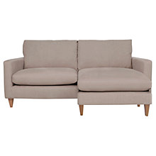Buy John Lewis Bailey Large Chaise, Mink Online at johnlewis.com