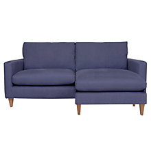 Buy John Lewis Bailey Large Chaise, Midnight Online at johnlewis.com