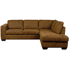 Buy John Lewis Felix Leather Sofa Range Online at johnlewis.com