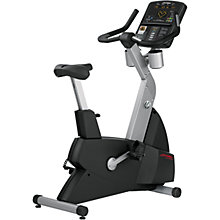Buy Life Fitness New Club Series Upright Lifecycle® Exercise Bike Online at johnlewis.com