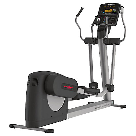 Buy Life Fitness New Club Series Elliptical Cross Trainer Online at johnlewis.com