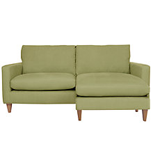 Buy John Lewis Bailey Large Chaise, Olive Online at johnlewis.com