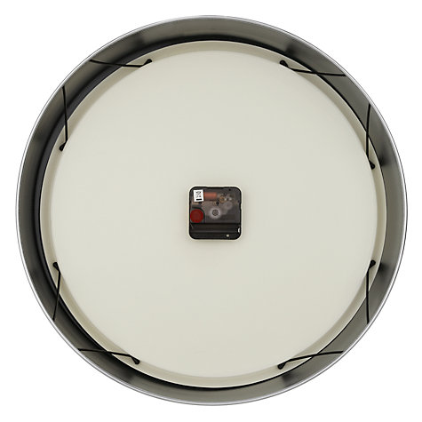 Buy Newgate Watford Wall Clock, Dia. 40cm Online at johnlewis.com