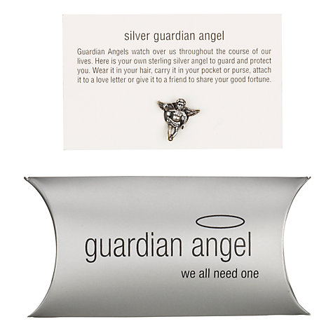 Buy Tales from the Earth Guardian Angel Charm Online at johnlewis.com