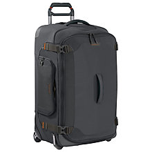 "Buy Briggs & Riley BRX Expedition 28"" Rolling Duffle Bag, Slate Online at johnlewis.com"