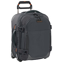 "Buy Briggs & Riley BRX Explore 20"" Wide-Body Suitcase, Slate Online at johnlewis.com"