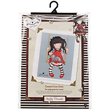 Buy Bothy Threads Gorjuss Ruby Cross Stitch Kit Online at johnlewis.com