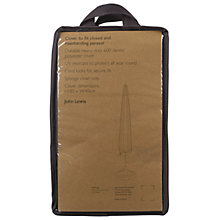 Buy John Lewis Parasol Cover Online at johnlewis.com