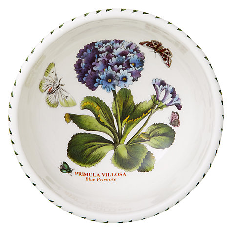 Buy Portmeirion Botanic Garden Fruit Bowl, Primula, Dia.14cm Online at johnlewis.com