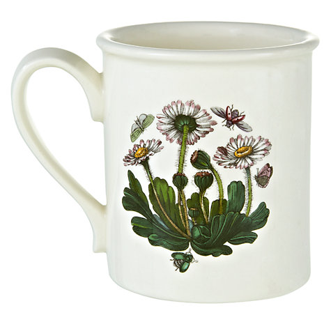 Buy Portmeirion Botanic Garden Mug, Daisy Online at johnlewis.com