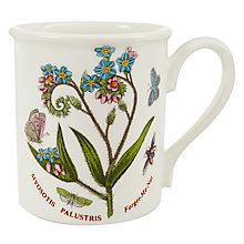 Buy Portmeirion Botanic Garden Mug, Forget Me Not Online at johnlewis.com