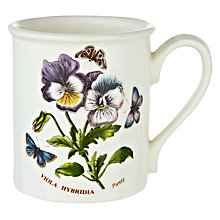 Buy Portmeirion Botanic Garden Mug, Pansy Online at johnlewis.com